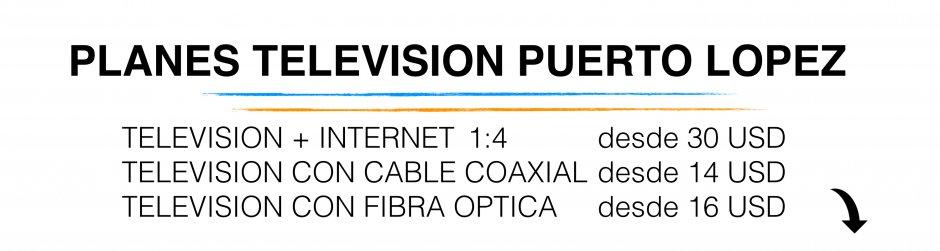 Planes De Televisi 211 N Por Cable Operadora Turismo Palo